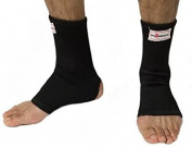 Pro Impact Muay Thai MMA Ankle Support Wraps (1 Pair) - SMALL