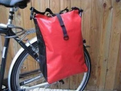 Bicycle Saddle Bag Canvas Cover Waterproof