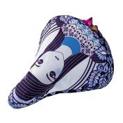 Liix Saddle Cover Catalina Estrada Girl Blue | waterproof | 600D polyester w/ PVC coating