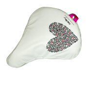Liix Saddle Cover Keith Haring Heart
