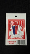 Bicycle Cribbage Pegs