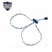 Police Force Disposable Single Use Quick Cuff Restraints 10-pack