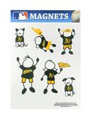 MLB Oakland Athletics Family Magnet Set