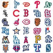 MLB Baseball Sticker Set