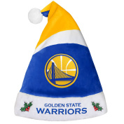 Golden State Warriors Basic Santa Hat - 2016