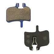 Barbieri Pat/hayesor Brake Pad Blue/Grey