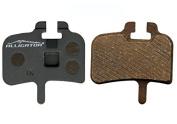 Alligator Disc Brake Pads Semi Metal Hayes Hydraulic, Mechanical MX-I Semi-Metallic Dual Compound Brake Pad Hayes Hydraulic, Mechanical MX-I