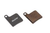 PAIR SELCOF SEMI METALLIC DISC BRAKE PADS FOR GIANT MPH 2001-2005, S-221