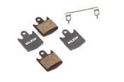 PAIR SELCOF SEMI METALLIC DISC BRAKE PADS FOR HOPE TECH M3, S-220