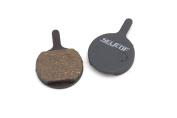 PAIR SELCOF SEMI METALLIC DISC BRAKE PADS FOR MAGURA LOUISE/ CLARA 2000, S-201