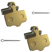 2 sets SRAM LEVEL T and LEVEL TL Gorilla Brakes Sintered Multi compound Disc Brake Pads With Strong Spring