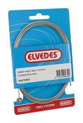 Elvedes Inner Cable Brake Universal Stainless Steel 2250 mm Nipple O7*6 mm - Black