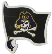 East Carolina Pirates 7.6cm Crossed Bones Flag Magnet