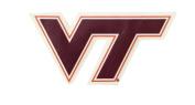 Virginia Tech Logo Ultra Durable Decal