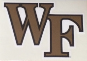 Wake Forest Logo Ultra Durable Decal