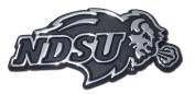 North Dakota State University (Bison) Emblem