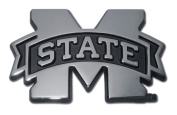 "Mississippi State University (""M"" with State) Emblem"