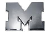 "University of Michigan (Block ""M"") Emblem"