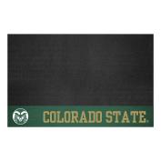 FANMATS 21626 Colorado State Grill Mat, Team Colour, 70cm x 110cm