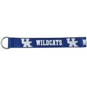 NCAA Kentucky Wildcats Lanyard Key Chain, Blue