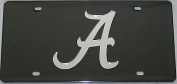 "Alabama Crimson Tide ""Roll Tide"" Laser Cut Licence Plate Auto Tag, Made and shipped in the USA"