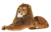 Posh Paws 100cm Extra large Lion Wild Real Life Features Soft Plush 48660X