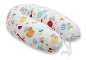 SCAMP Nursing Pillow Maternity Pillow with Cover Different Design New Snail