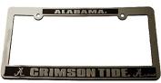 NCAA Alabama Crimson Tide Car Tag Frame