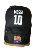 FC Barcelona Official Team Licenced Logo Backpack Messi 10 - 001