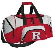 Rutgers Small Duffle Bag RU Overnight - Gym Duffel