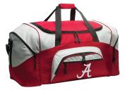 Alabama Crimson Tide Duffle Bag Gym Bags Suitcase Duffel