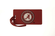 ALABAMA CRIMSON TIDE NCAA PVC LUGGAGE TAG