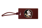 FLORIDA STATE SEMINOLES NCAA PVC LUGGAGE TAG