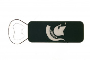 MICHIGAN STATE SPARTANS NCAA PVC MAGNETIC BOTTLE OPENER