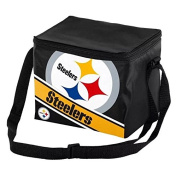 NFL Big Logo Stripe 12 Pack Large Cooler Bag