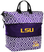 NCAA Lsu Tigers Adult Expandable Tote, Purple