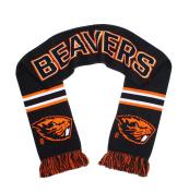 Oregon State Beavers Scarf - OSU Knitted