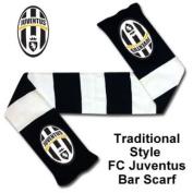 FC Juventus Crest Bar Scarf by Juventus F.C.