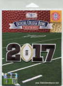 Official Licenced NCAA 2017 College Football Playoff Championship Jersey Patch