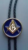 Cowboy Western Bolo Tie #310 - Masonic
