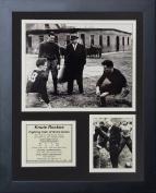 """Legends Never Die """"Knute Rockne"""" Framed Photo Collage, 28cm x 36cm"""