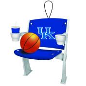 Kentucky Wildcats Official NCAA 10cm x 7.6cm Stadium Seat Ornament