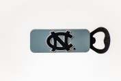 NORTH CAROLINA TARHEELS NCAA PVC BOTTLE OPENER