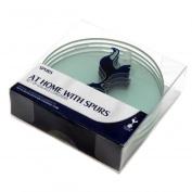 Tottenham Round Glass Coasters - 4pk