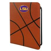 NCAA LSU Tigers Classic Basketball Portfolio, 22cm x 28cm
