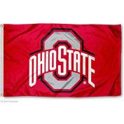 Ohio State Flag OSU Buckeye Flag