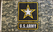 3x5 Camo United States Army Star Flag Military USA Camouflage Banner Pennant New