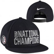 Nike Florida State Seminoles (FSU) 2013 BCS National Champions Locker Room Player's Snapback Hat - Black