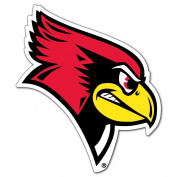 Illinois State University – Redbirds Shaped Magnet