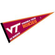 Virginia Tech Hokies Pennant Full Size Felt